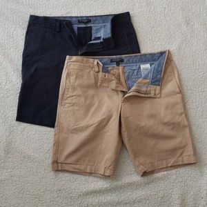 Aiden fit chino shorts